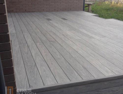 Терасна дошка сіра