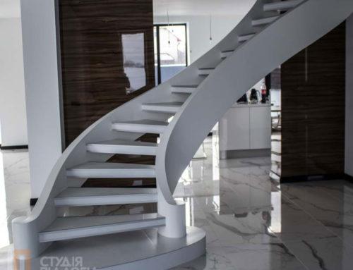 LVT Wineo 800 на сходах