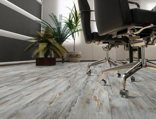 Кращі варіанти підлоги для офісних і комерційних приміщень