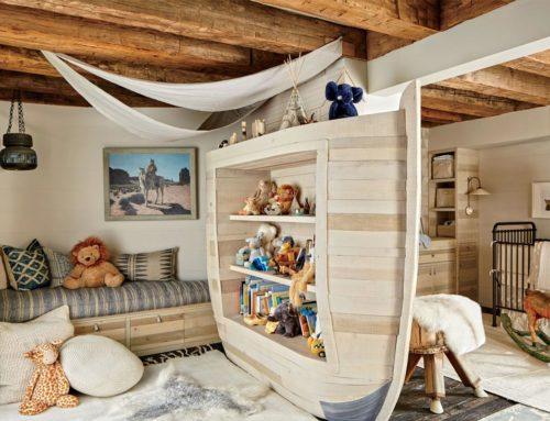 Декілька ідей дизайну дитячої кімнати