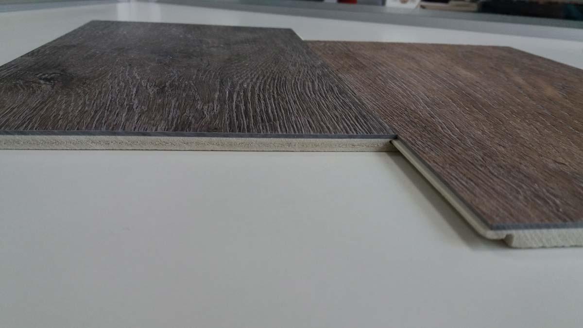 SPC підлога