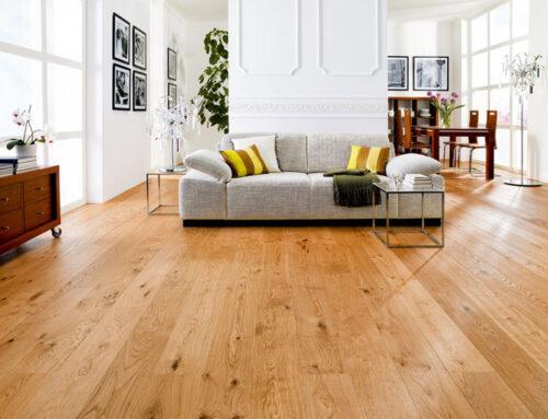 Види дерев'яної підлоги