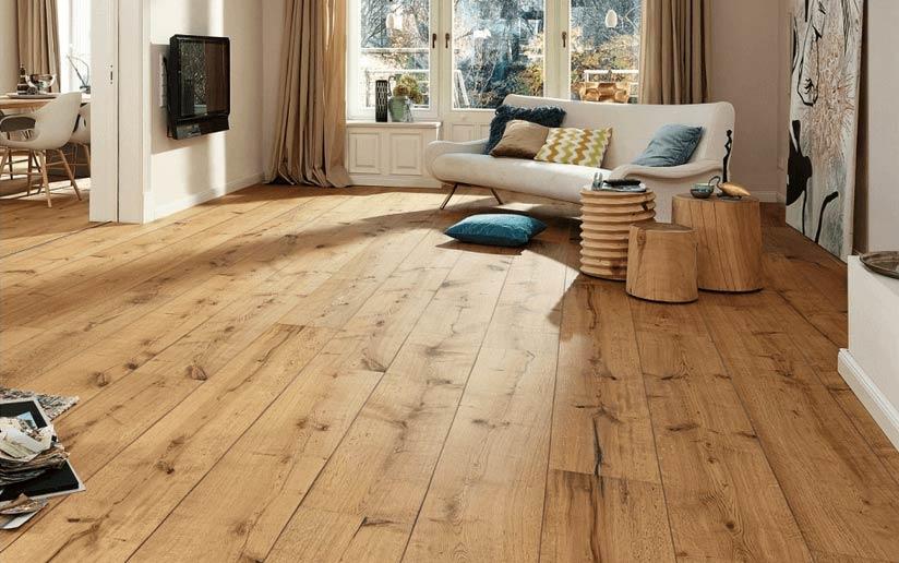 Підлога з масиву чи ламінат?