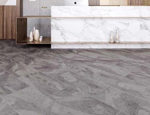 Вінілова підлога для кухні